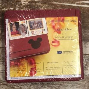 Creative Memories 7X7 Disney Album New!